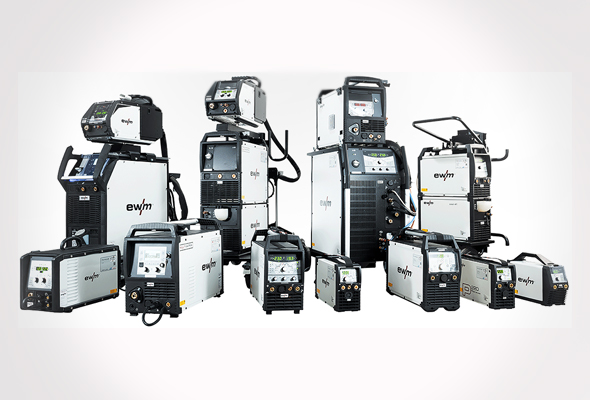 welding machines ewm