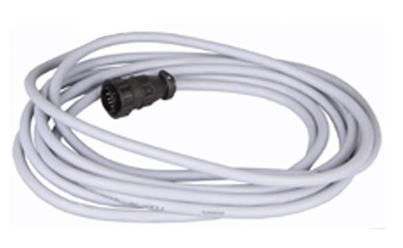Remote control connection cable