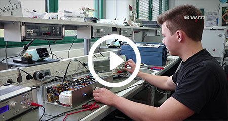 Electronics engineer apprenticeship video