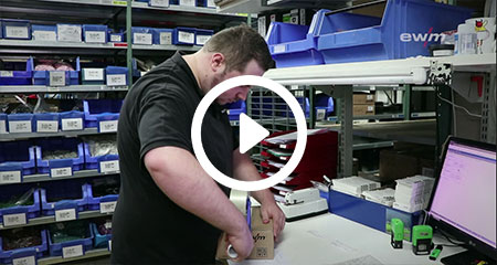 Warehouse specialist apprenticeship video