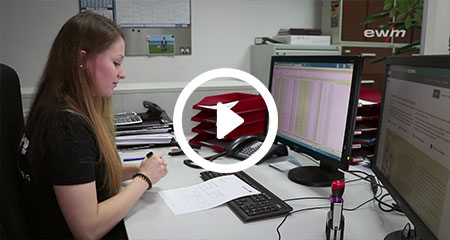Industrial clerk apprenticeship video