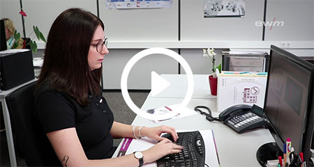 Marketing communications clerk apprenticeship video