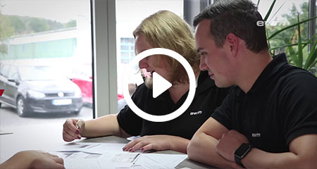 Digital and print media designer apprenticeship video