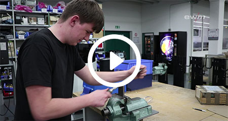 Specialist in metal technology apprenticeship video