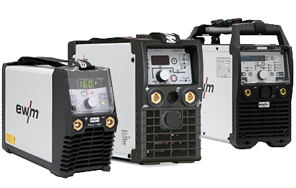 high-performance welding machines, MIG/MAG electrodes