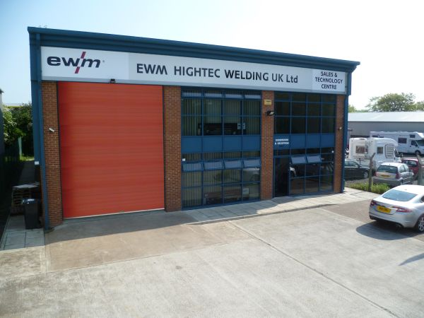 EWM HIGHTEC WELDING UK Ltd.